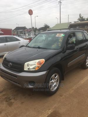 Toyota RAV4 2004 1.8 Black | Cars for sale in Lagos State, Alimosho