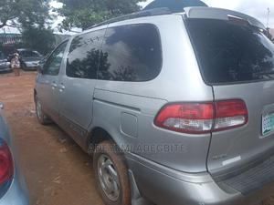 Toyota Sienna 2002 Silver | Cars for sale in Lagos State, Alimosho