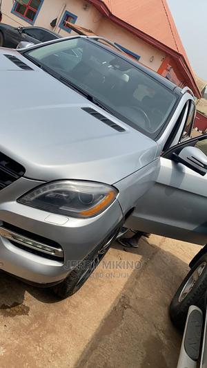 Mercedes-Benz M Class 2014 Silver | Cars for sale in Imo State, Owerri