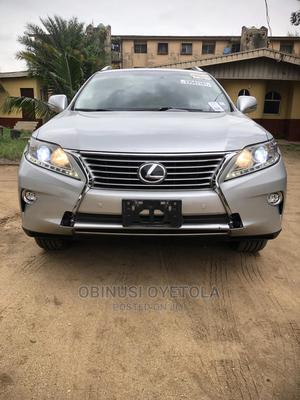 Lexus RX 2015 350 FWD Silver   Cars for sale in Lagos State, Ikeja