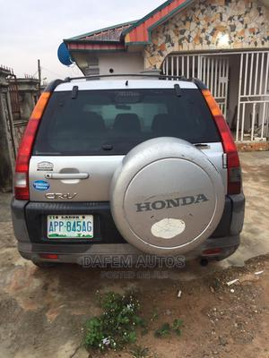 Honda CR-V 2005 Silver   Cars for sale in Lagos State, Abule Egba