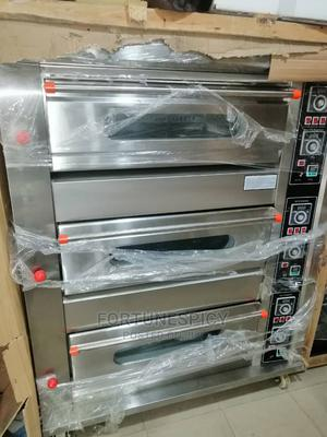 9 Trays Gas Deck Commercial Oven | Industrial Ovens for sale in Lagos State, Lekki