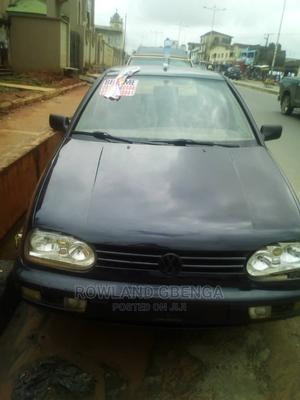 Volkswagen Golf 1999 Black   Cars for sale in Ogun State, Ijebu Ode
