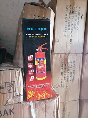 2kg Dcp Fire Extinguisher | Safetywear & Equipment for sale in Lagos State, Ikorodu
