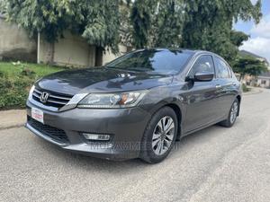 Honda Accord 2013 Gray   Cars for sale in Abuja (FCT) State, Gwarinpa