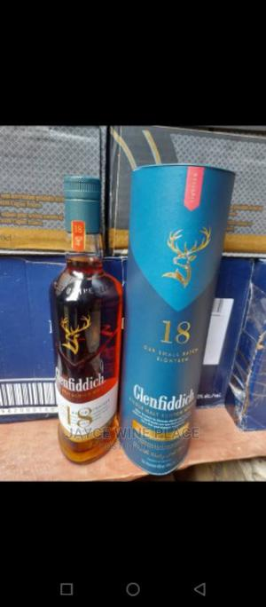 Glenfiddich 18years | Meals & Drinks for sale in Lagos State, Surulere