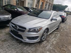 Mercedes-Benz CLA-Class 2015 Silver | Cars for sale in Lagos State, Ajah