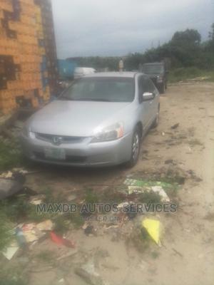 Honda Accord 2004 Silver   Cars for sale in Lagos State, Amuwo-Odofin