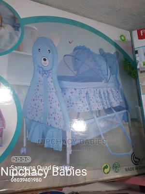 Baby Sweet Swing Bed With Storage   Children's Furniture for sale in Lagos State, Amuwo-Odofin