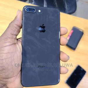 Apple iPhone 8 Plus 64 GB Black   Mobile Phones for sale in Oyo State, Ibadan