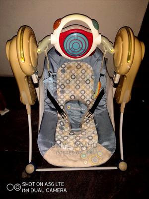 Baby Swing/Rocker With Music | Children's Gear & Safety for sale in Rivers State, Port-Harcourt