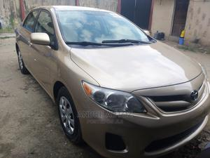 Toyota Corolla 2012 Gold | Cars for sale in Lagos State, Isolo