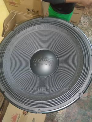 """Titanic 18"""" Naked Speaker   Audio & Music Equipment for sale in Lagos State, Ojo"""