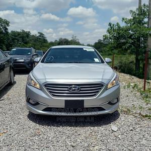 Hyundai Sonata 2016 Silver   Cars for sale in Abuja (FCT) State, Katampe