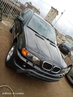BMW X5 2003 Black | Cars for sale in Lagos State, Ojodu