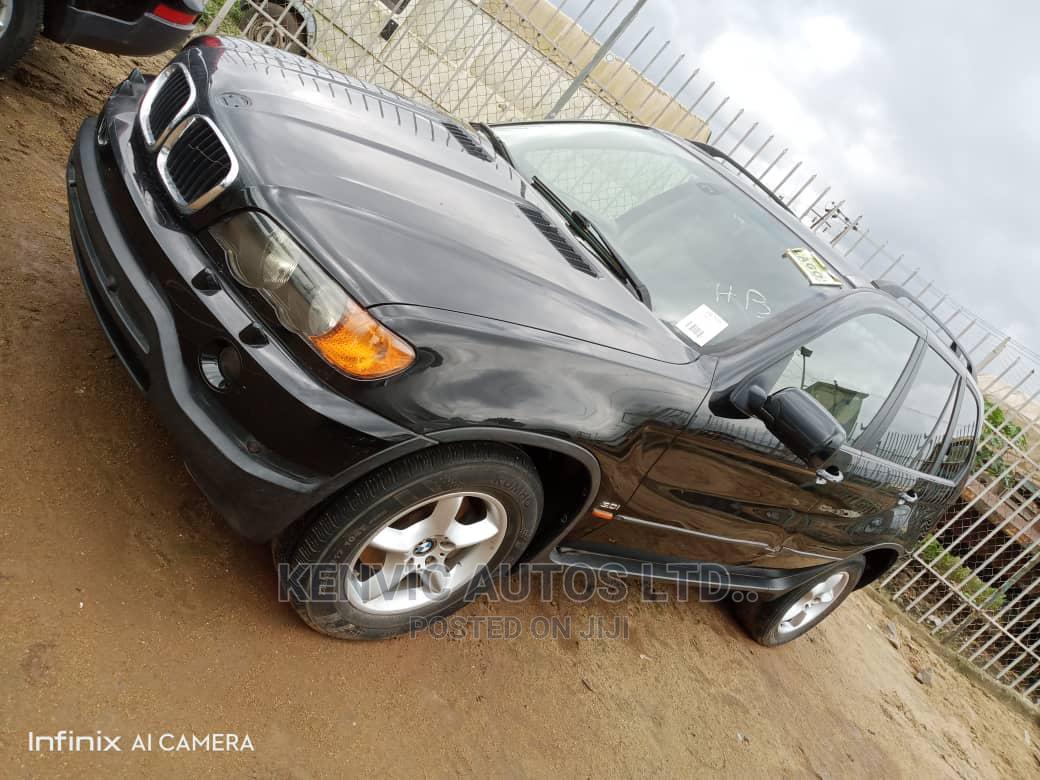 Archive: BMW X5 2003 Black
