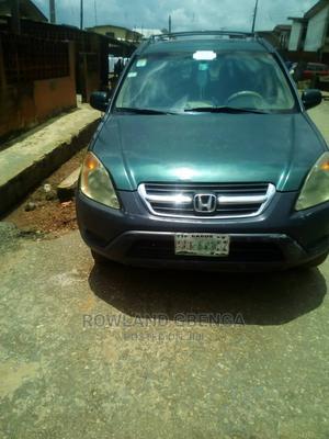 Honda CR-V 2004 Blue   Cars for sale in Ogun State, Ijebu Ode