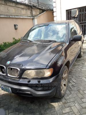 BMW X5 2005 4.4i Black | Cars for sale in Rivers State, Port-Harcourt