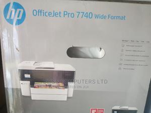 HP Officejet Pro 7740 Printer   Printers & Scanners for sale in Lagos State, Lekki