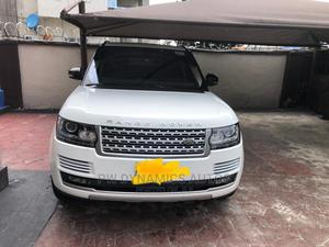 Land Rover Range Rover 2016 White | Cars for sale in Lagos State, Ikoyi