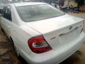 Toyota Camry 2004 White | Cars for sale in Lagos State, Yaba