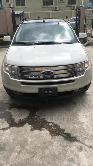 Ford Edge 2008 White | Cars for sale in Lagos State, Shomolu
