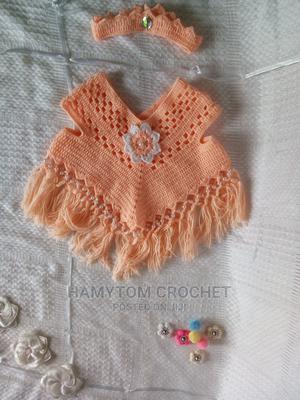 Crochet Poncho Top   Children's Clothing for sale in Ogun State, Abeokuta North