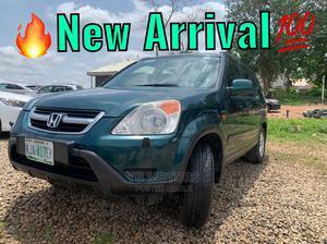 Honda CR-V 2006 Green | Cars for sale in Abuja (FCT) State, Kubwa