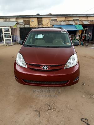 Toyota Sienna 2008 LE Red | Cars for sale in Lagos State, Ikotun/Igando