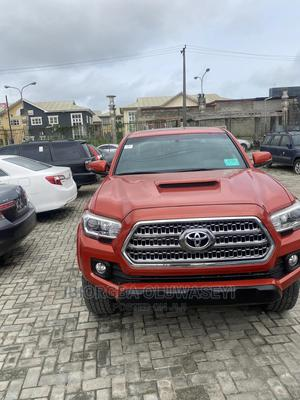 Toyota Tacoma 2017 Red | Cars for sale in Lagos State, Ajah