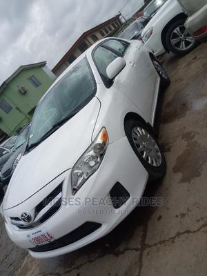 Toyota Corolla 2013 White | Cars for sale in Lagos State, Ogba