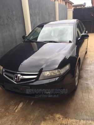 Honda Accord 2007 2.4 Black | Cars for sale in Lagos State, Ikotun/Igando