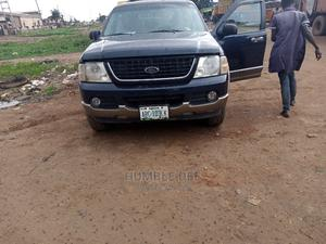 Ford Explorer 2003 Sport Track Automatic Blue   Cars for sale in Lagos State, Ipaja
