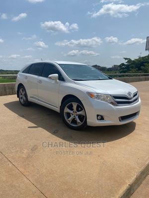 Toyota Venza 2013 XLE AWD V6 White | Cars for sale in Abuja (FCT) State, Mabushi