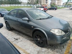 Nissan Primera 2004 Break Automatic Gray | Cars for sale in Abuja (FCT) State, Jabi