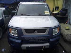 Honda Element 2006 Silver | Cars for sale in Lagos State, Apapa