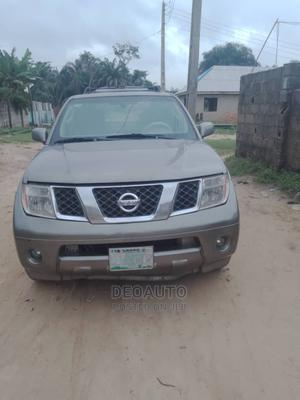 Nissan Pathfinder 2005 SE 4x4 Gray | Cars for sale in Lagos State, Ilupeju