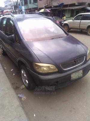 Opel Zafira 2006 Blue   Cars for sale in Lagos State, Surulere