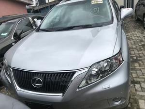 Lexus RX 2011 Silver | Cars for sale in Lagos State, Surulere