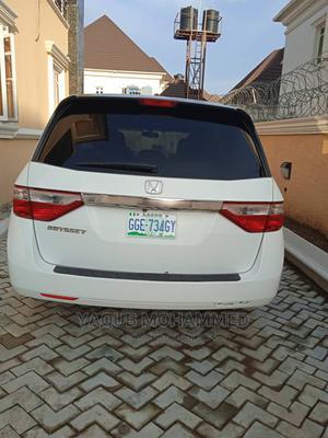 Honda Odyssey 2012 White | Cars for sale in Abuja (FCT) State, Kurudu
