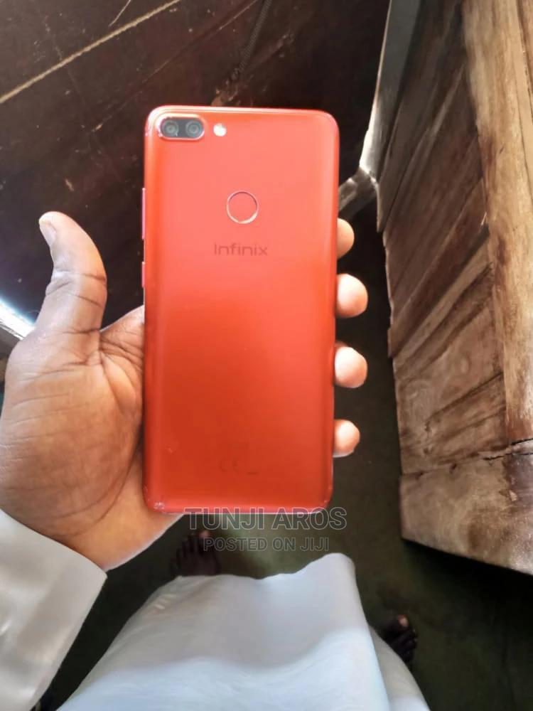 Archive: Infinix Hot 6 Pro 16 GB Red