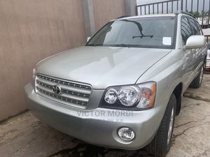 Toyota Highlander 2002 Silver | Cars for sale in Ogun State, Ado-Odo/Ota