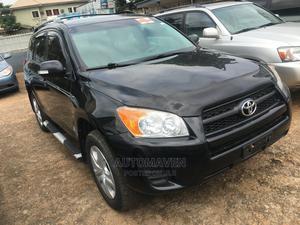 Toyota RAV4 2011 2.5 Sport 4x4 Black | Cars for sale in Lagos State, Ikeja