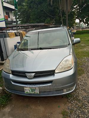 Toyota Sienna 2005 XLE Blue | Cars for sale in Lagos State, Ikoyi