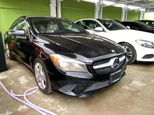 Mercedes-Benz CLA-Class 2016 Black   Cars for sale in Lagos State, Ikeja