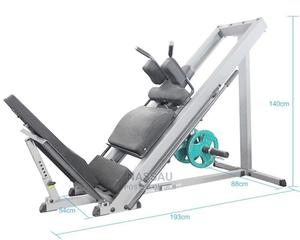 Leg Press Machine (And Hack Squat Combo) | Sports Equipment for sale in Lagos State, Apapa