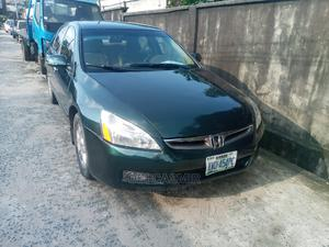 Honda Accord 2007 2.4 Exec Automatic Green | Cars for sale in Rivers State, Obio-Akpor
