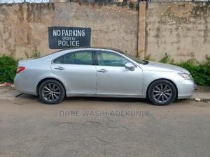 Lexus ES 2008 350 Silver | Cars for sale in Lagos State, Gbagada