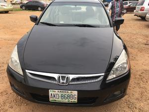 Honda Accord 2006 Black | Cars for sale in Abuja (FCT) State, Gudu