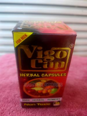 Vigo Herbal Capsule. | Sexual Wellness for sale in Lagos State, Agege